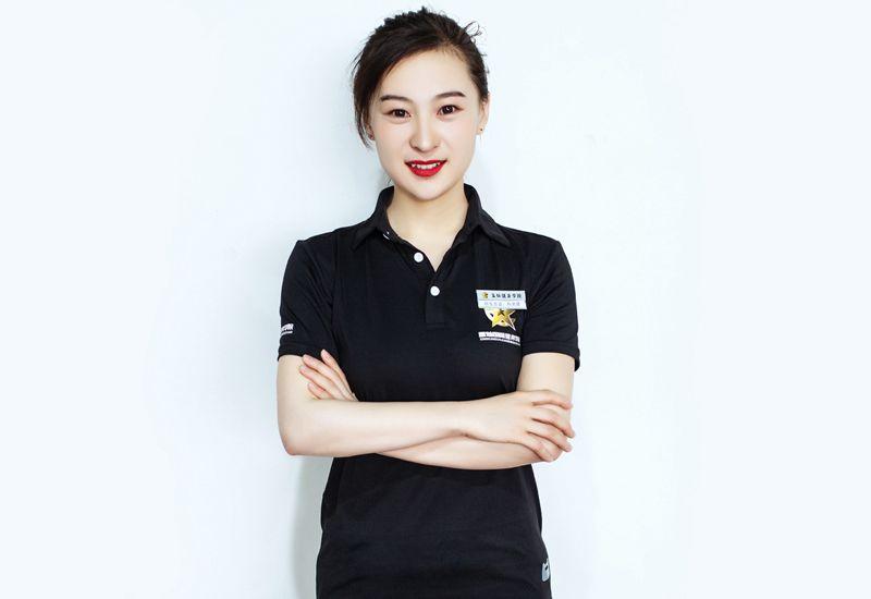 孙灵颜—星灿国际健身学院招生部总监