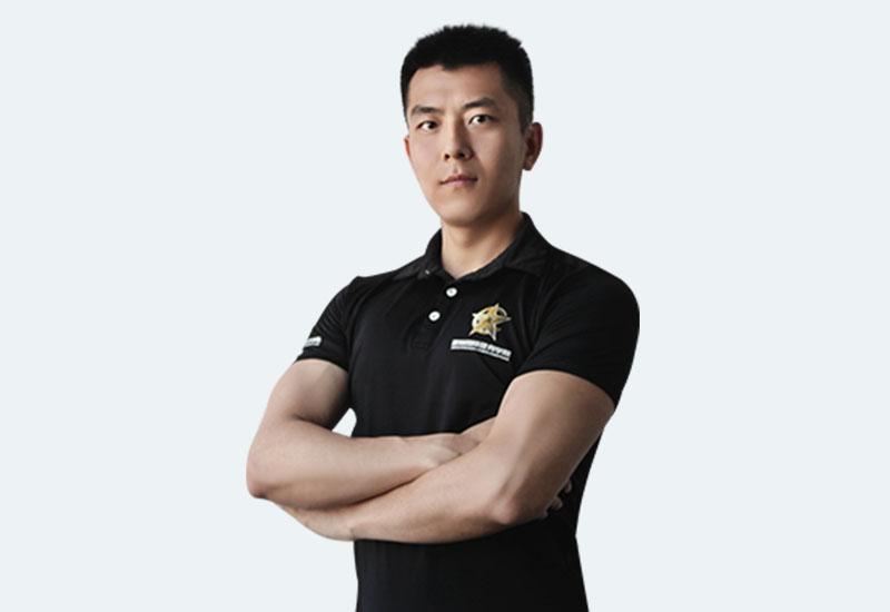 田若霖—星灿国际健身学院体能训练师