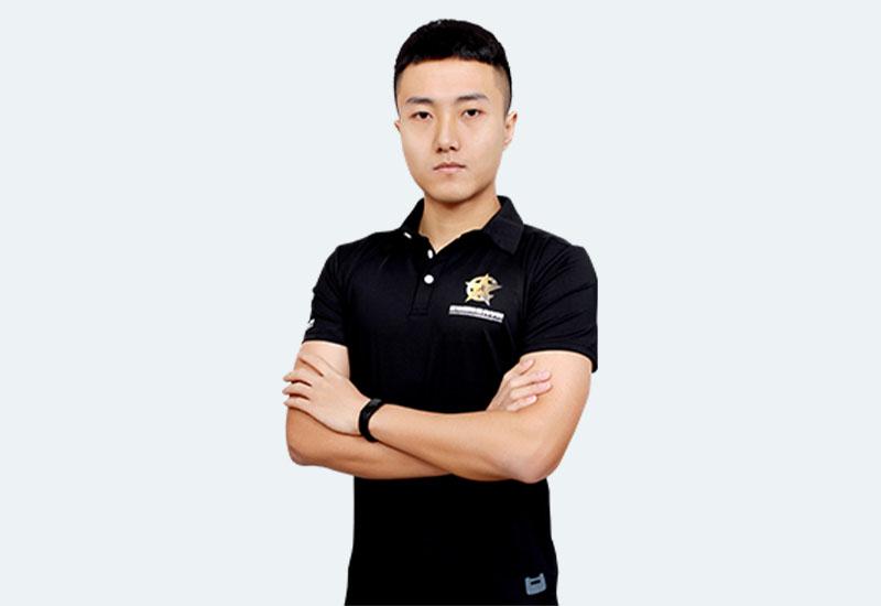 刘子健—星灿健身学院体能训练师