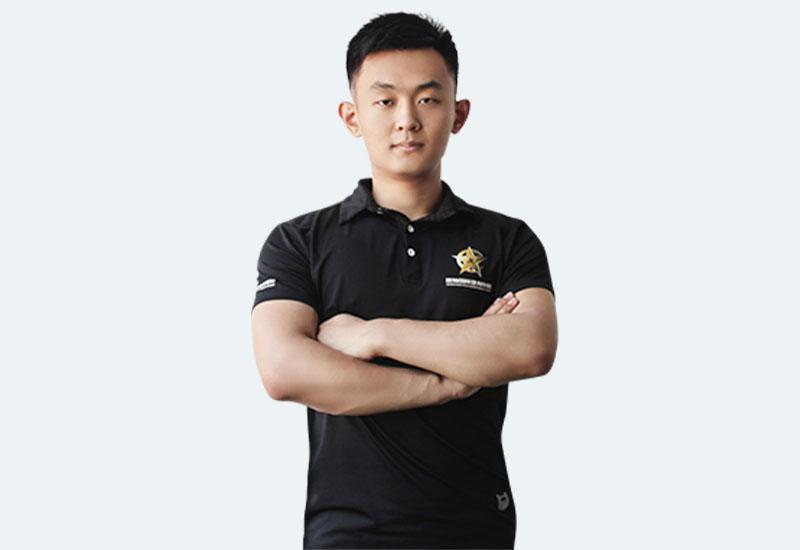 李琦—星灿国际健身学院功能解剖导师