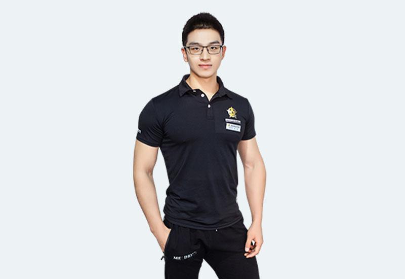 韩杰—星灿国际健身学院全能私教培训师