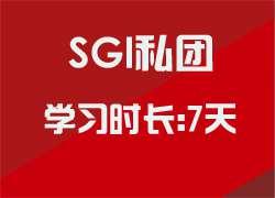 SGI私团认证课程