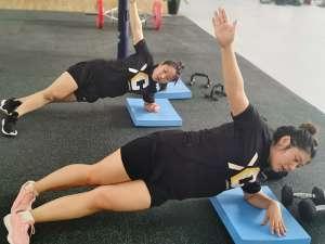 健身房适合瘦身的健身项目