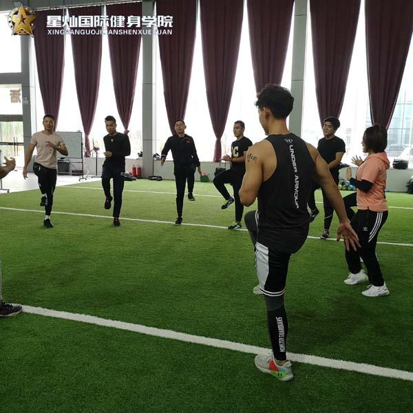 长治培训健身教练证书的学校学费多少钱
