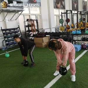 晋城认可度高的健身教练职业证书