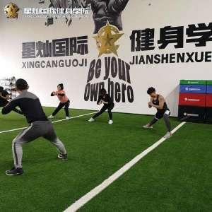 晋城学健身教练证培训大概价格