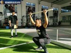 晋中健身教练培训哪里出名?