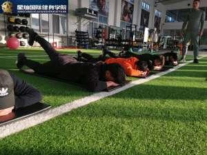 吕梁健身教练培训学校排名