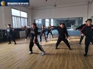 朔州专业健身教练培训学校