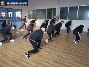 晋城做健身教练培训前途大吗