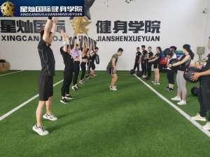 吴忠健身培训机构中心哪个好?