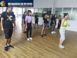 宁夏做健身教练有前途吗?