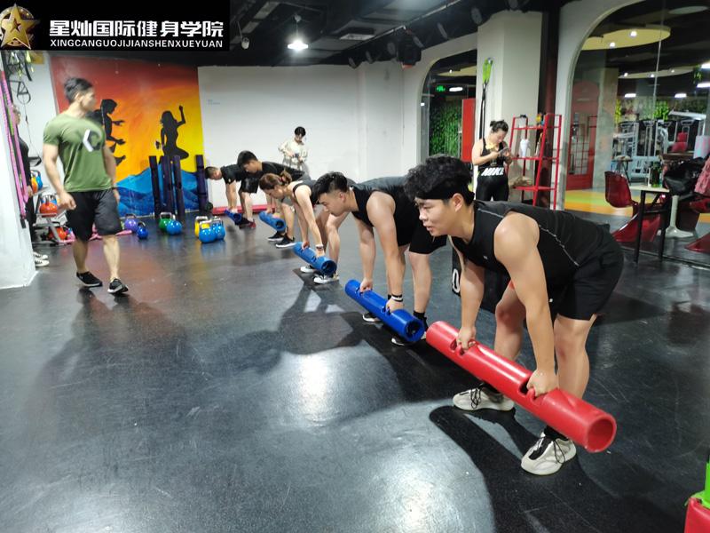 宁夏健身学院哪好?