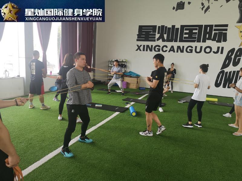 宁夏健身教练考哪个证书?