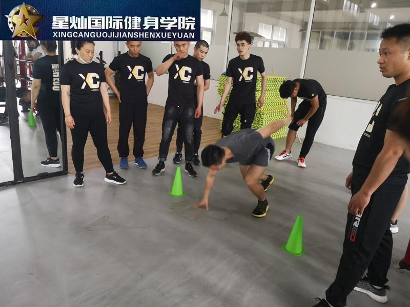 普洱健身教练培训学校怎么样?