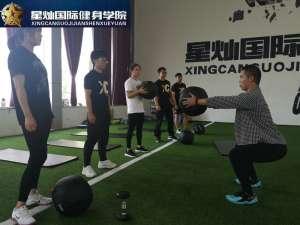 银川健身教练培训需要多少钱?