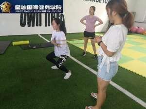 银川健身教练培训学校怎么选?