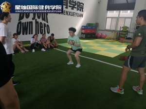 西宁健身学院怎么选?