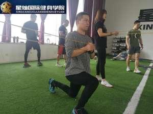 乌鲁木齐健身教练国职证书哪考?