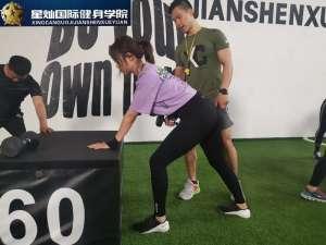 保山健身教练资格证培训3月要多少钱