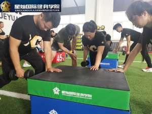 云南普洱健身教练培训要多少钱?