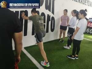 乌鲁木齐健身教练培训行业发展怎么样?