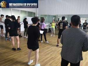 青海健身教练培训发展好吗?