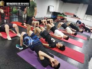 西宁考哪个健身教练资格证书?