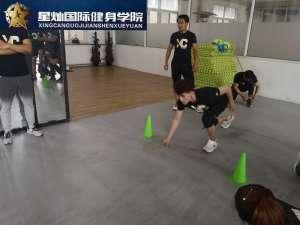 保山健身教练培训怎么样?
