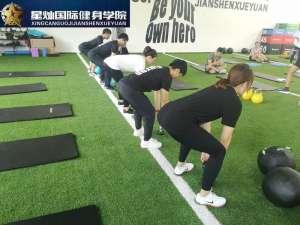 临沧学健身教练培训有年龄限制吗