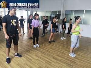 临沧专业的健身教练培训机构?