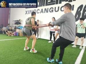 云南学健身教练培训要什么条件?