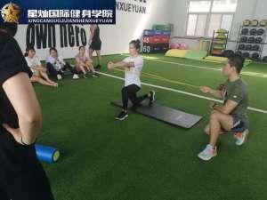 中卫学健身教练培训有什么要求
