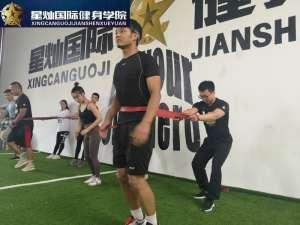 昭通健身培训学校哪家专业?