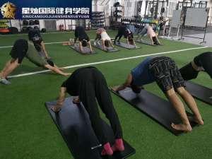 洛阳私人健身教练培训学校怎么选?