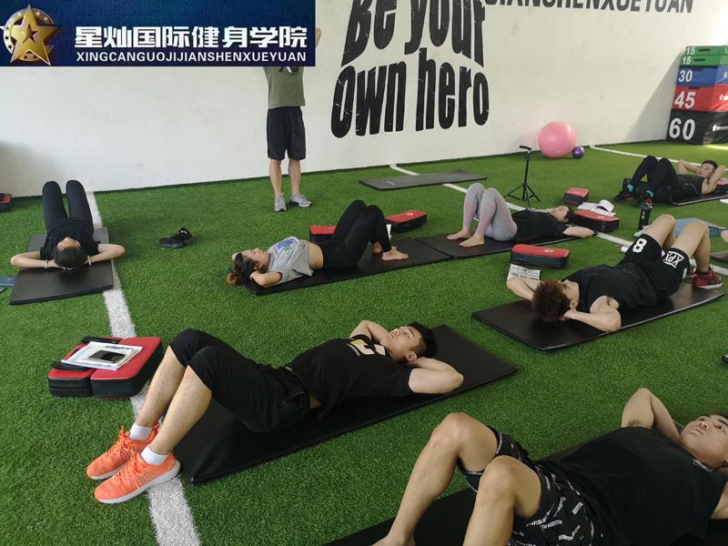 平顶山健身教练资格证书怎么获取?