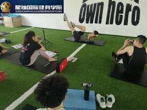 临沧健身教练培训一般要多长时间?