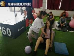 安阳健身教练培训一般要多久?