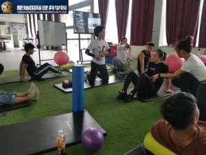 安阳健身教练培训的条件?