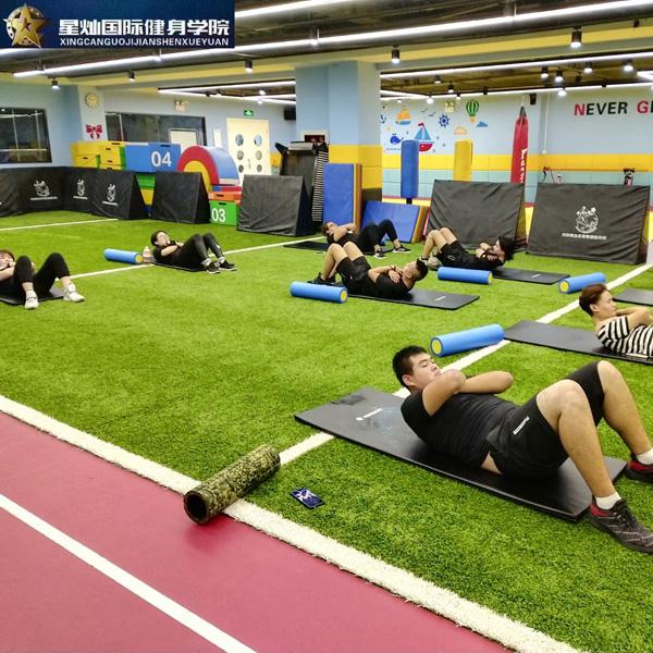 信阳健身教练培训要多少钱?
