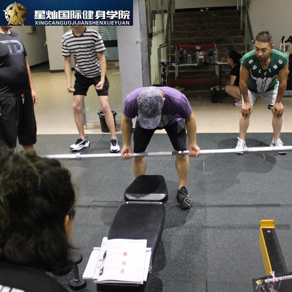日照健身教练培训要什么条件?