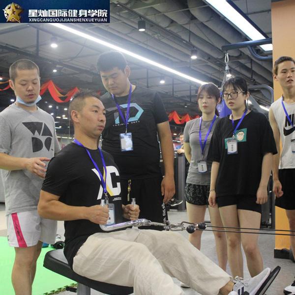 菏泽私人健身教练培训要多钱?