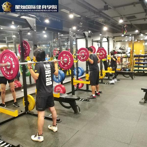 邯郸健身教练证书哪个好?