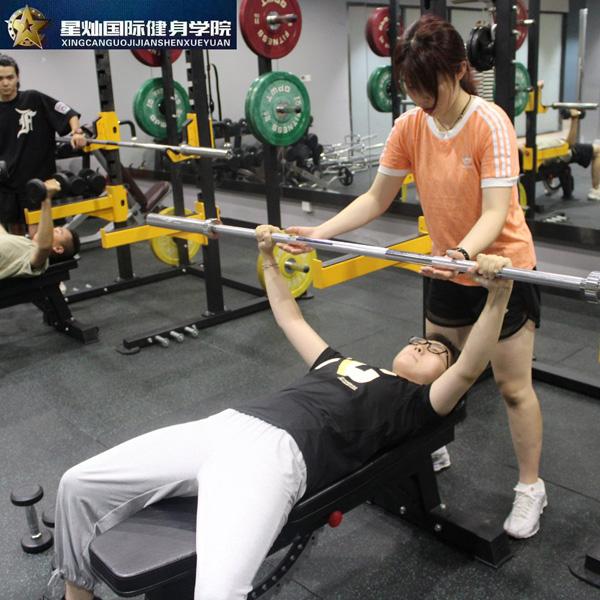 沧州健身培训学院哪好?