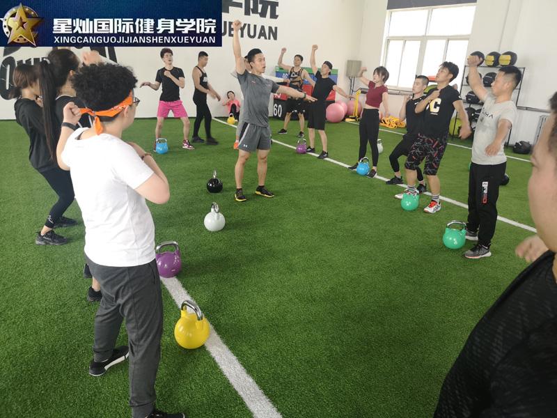 芜湖健身教练培训班多少钱?