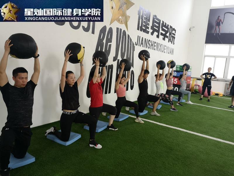 滁州私人健身教练资格证书好考吗?