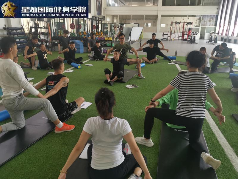 六安私人健身教练资格证书怎么考?