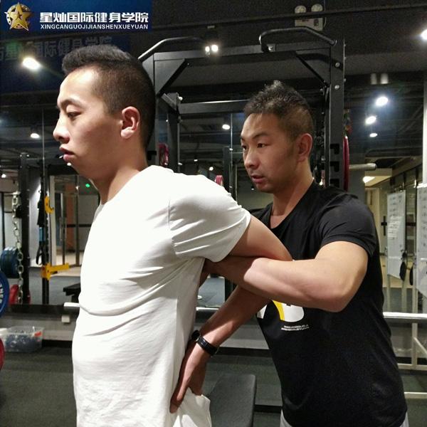 湖南到哪学健身教练培训?