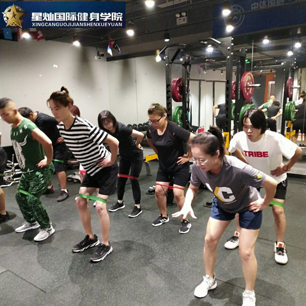 邵阳的健身私教学校排名?