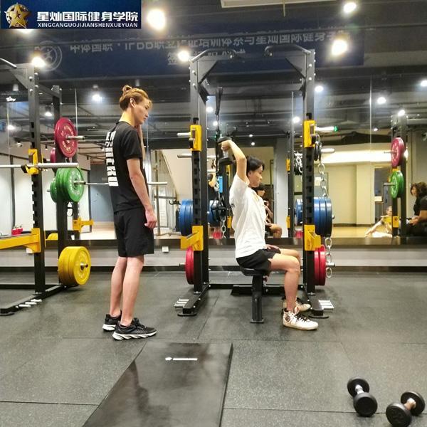 郴州私人健身教练培训中心哪有?